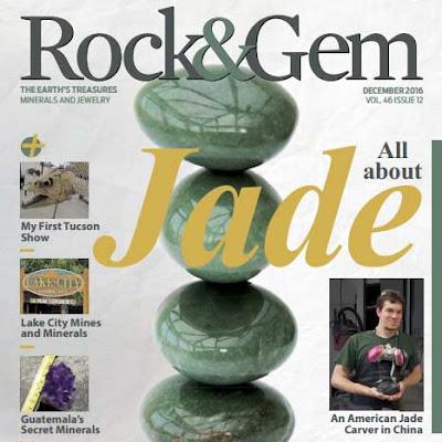 Rock & Gem magazine | december 2016 - Download