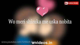 Wo Meri Shizuka Whatsapp Status Love Video