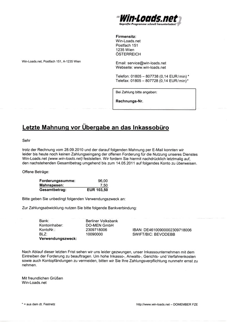 Bundesanzeiger Rechnung : win blog mg blog ~ Themetempest.com Abrechnung