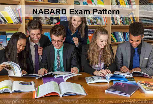 NABARD Exam Pattern