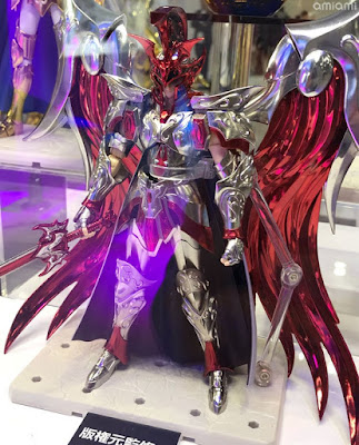 (Saga) God Ares EX ~Saintia Shô~ en Anime Japan 2019
