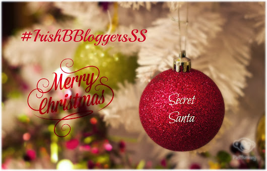 Irish Bbloggers Secret Santa - THE BIG REVEAL! #IrishBbloggersSS