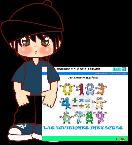 http://www.juntadeandalucia.es/averroes/ceip_san_rafael/DIVISIONES/DIVISIONES%20INEXACTAS/divisiones%20inexactas.html