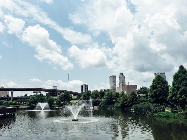 always rooney: Tulsa, OK City Guide