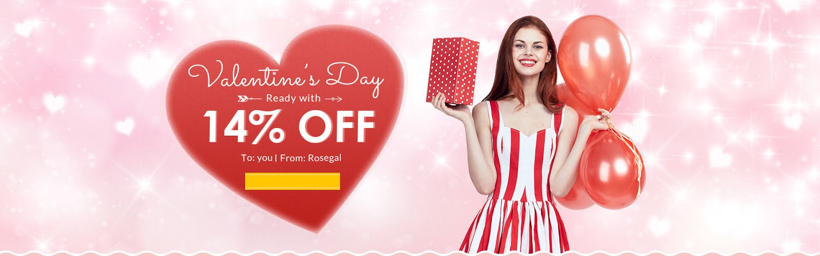 VALENTINE´S DAY WITH ROSEGAL