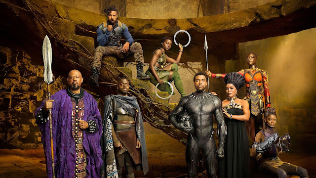 'Black Panther' is making box office history
