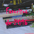 Livros favoritos de 2016