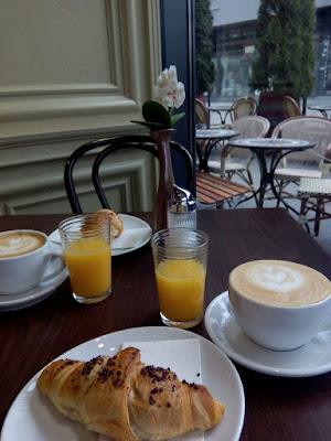Desayuno en Berlín