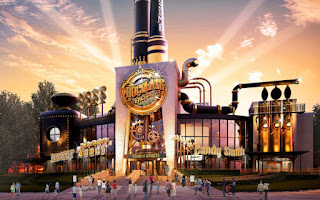 Themed Restaurant Charlie and the Chocolate Factory Opening Soon in Orlando
