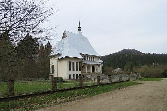 Kościół w Kołonicach.