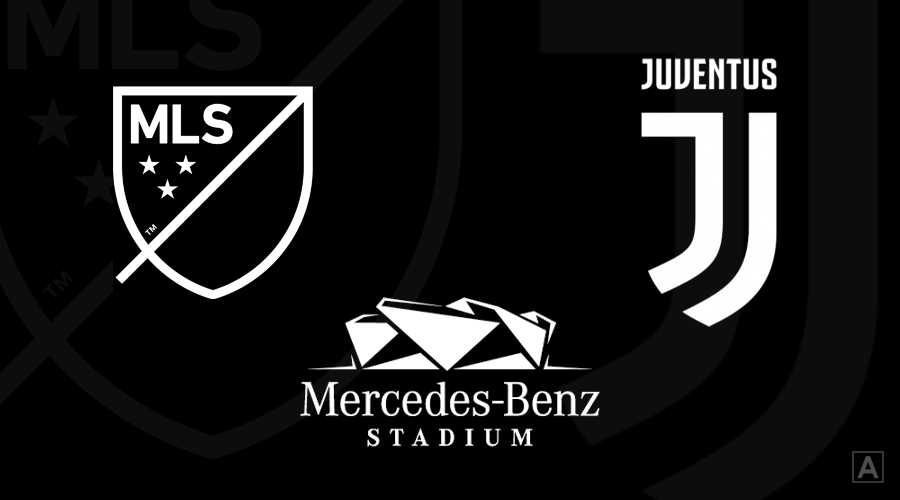 juventus all star mls atlanta 2018