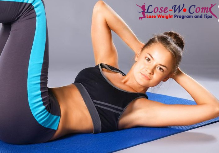 7-Minute Workout for Flatter Abs