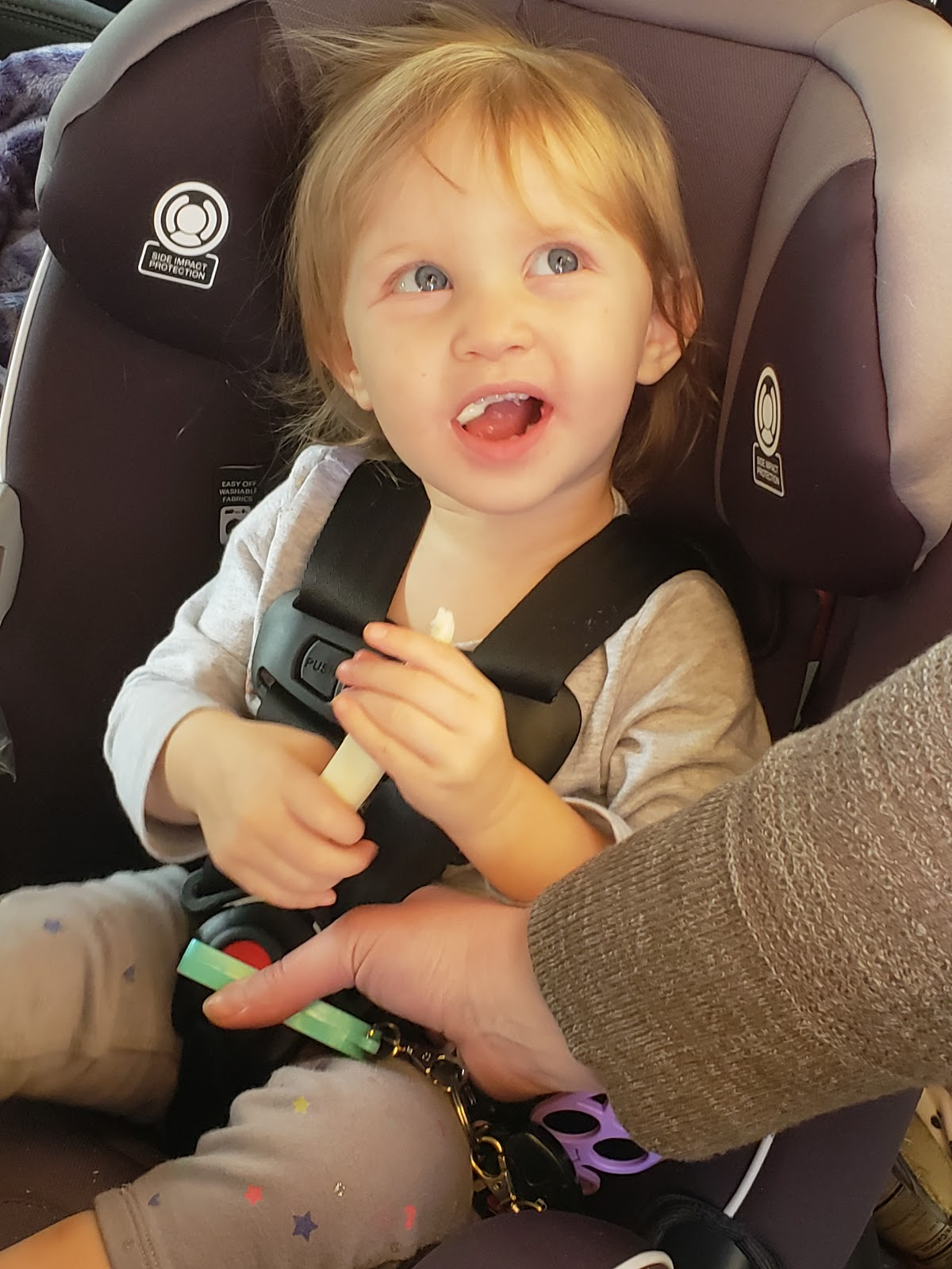 Get A Chance To Review The Car Seat Key This Nifty Little Device Slips Onto My Keyring And Is So Handy When Hands Dont Want Be Well