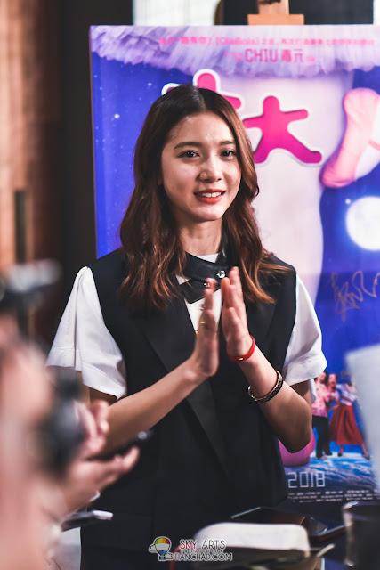 Serene Lim 林宣妤 与 Chiu导 接受访问 |  电影《大大哒》 #ThinkBigBig