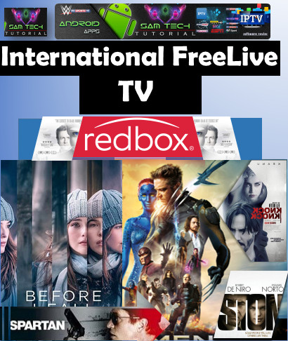 Download Free RedBox Live IPTV Apk For Android This App Provide Lots of PremiumCable Channel,SportsChannel,Movies Channel.Watch LiveTVAny Where In The World Through Internet With Multiple Devices Like Computers,Tablets,SmartsPhones Smart TV Must Have Android Devices.