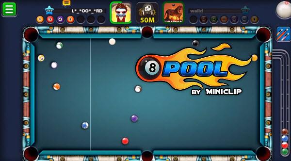 permainan online android terbaru 8 Ball Pool