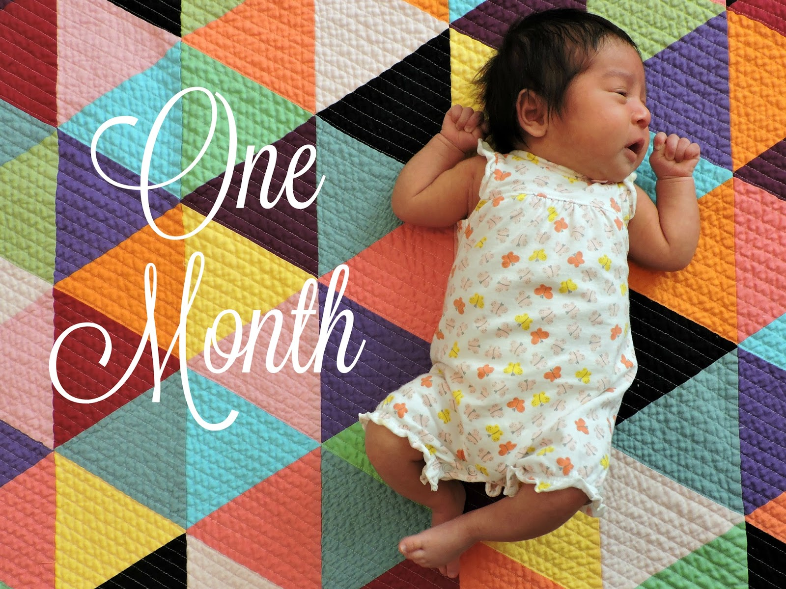 One Month Update | Little Love
