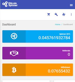 Cara Mendapatkan Bitcoin Dengan Bermain Game Spinner (New Bitcoin Spinner)