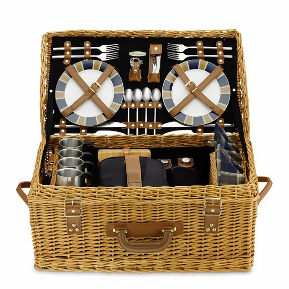 Cool and Creative Picnic Baskets and Picnic Bags (15) 8