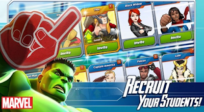Download MARVEL Avengers Academy