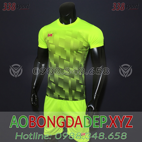 Áo Nike Lama 2019 Màu Xanh Chuối Đẹp
