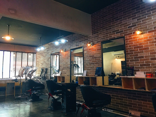 Best Korean hair salon review singapore