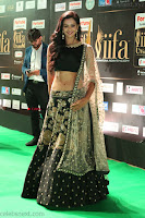 Shu Aiyappa Spicy Black CHoli Low Rise Ghagra ~  Exclusive 58.JPG