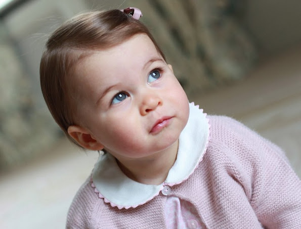 Happy birthday, Princess Charlotte! The second child of Duchess Catherine and Prince William turned 1 years old on May 2.  New photographs of Britain's Princess Charlotte, the daughter of Prince William and his wife Catherine, were released on Sunday to mark her first birthday. The four pictures were taken by her mother.