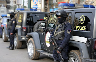 مزارع مصري قتل أبناءه الخمسة وأمه وشقيقته صباح اليوم