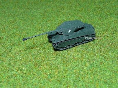 M6A2E1 Tank