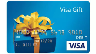 Enter to Win a $250 Visa Gift Card