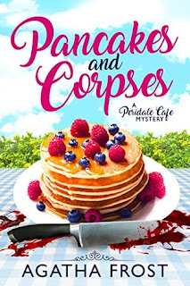 Book Review - Pancakes and Corpses - Agatha Frost