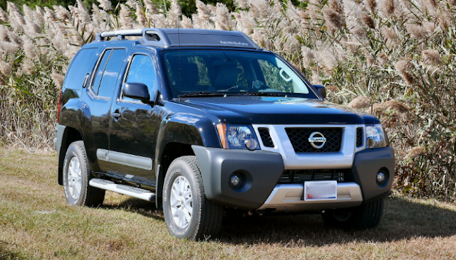 nissan xterra autos weblog. Black Bedroom Furniture Sets. Home Design Ideas