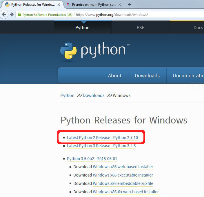 INSTALL PIP PYTHON3 WINDOWS - Installation of Keras