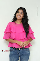 Telugu Actress Deepthi Shetty Stills in Tight Jeans at Sriramudinta Srikrishnudanta Interview .COM 0149.JPG