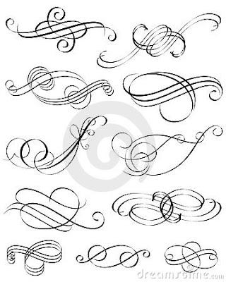 Gambar Kaligrafi Huruf Latin Gallery Islami Terbaru