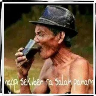 Gambar lucu Bahasa Jawa 8