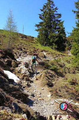 Welche Biketouren kann ich in Kitzbühel fahren