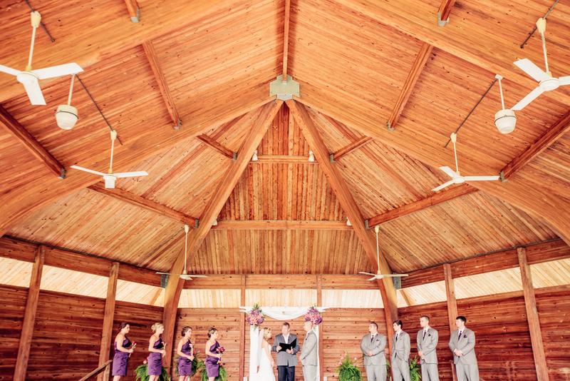 Outdoor South Carolina Wedding