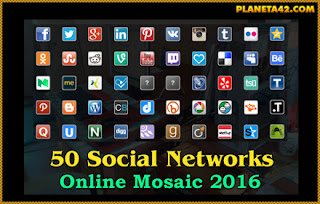50 Social Networks
