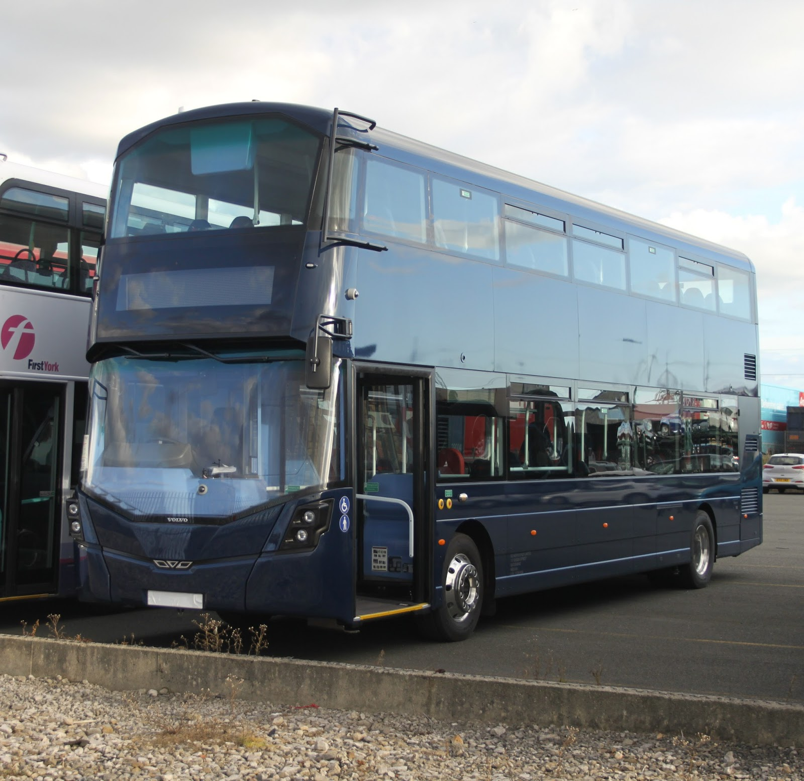 Benji Transport 12 The Brand New Bus Blog 67 Plate News