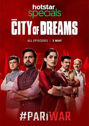 City of Dreams 2019 Complete S01 Full Hindi Episode Download HDRip 720p