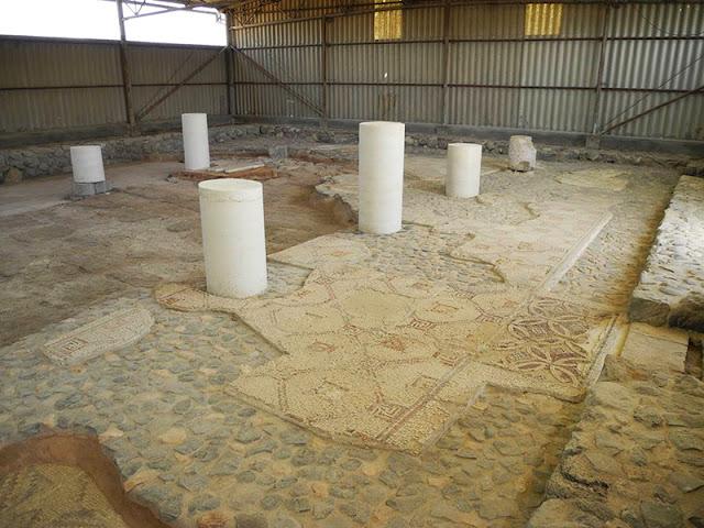 """מתוך מיזם שיקום בתיה""""כ העתיקים בגליל:  בית הכנסת במעוז חיים"""