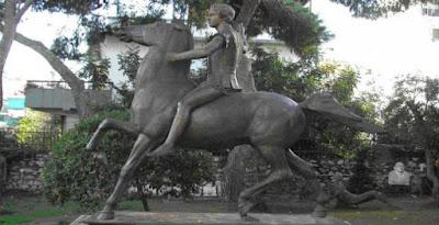 Δείτε σε ποιο σημείο της Αθήνας θα τοποθετηθεί ο έφιππος ανδριάντας του Μεγάλου Αλεξάνδρου