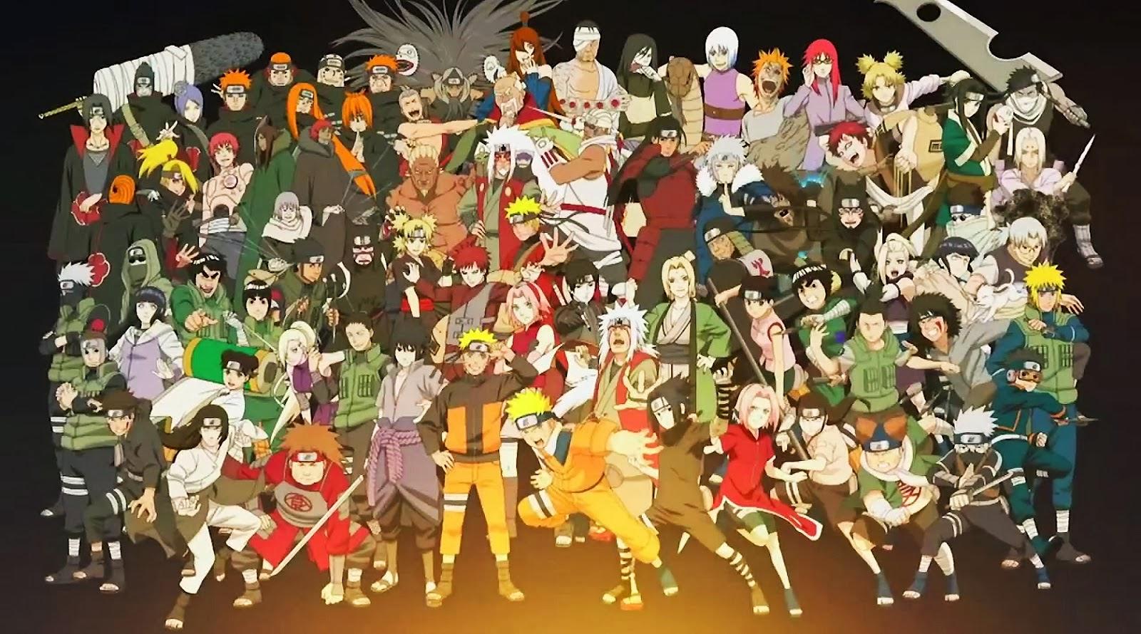Kata Kata Bijak Dalam Anime Naruto Shippuden Terbaru Unik Dan
