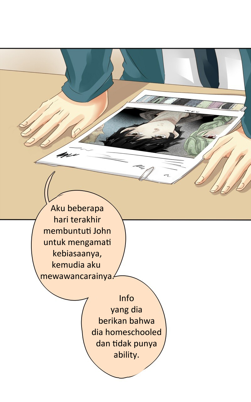 Webtoon UnOrdinary Bahasa Indonesia Chapter 27