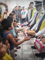 SM City Baliwag Security Team Bring Joy to Inmates Children