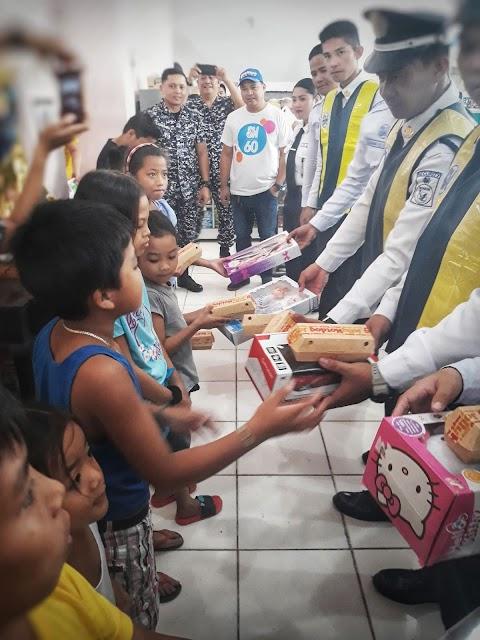 SM City Baliwag Security Team Bring Joy to Inmates Children