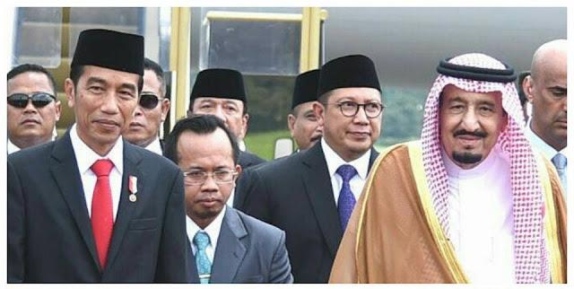 Wow ! Ternyata Ada Peran Alumni Gontor Dibalik Kunjungan  Raja Salman Ke Indonesia