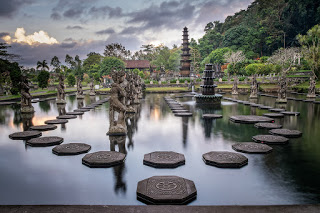 All About bali The Water Palace Tourism Tirta Gangga